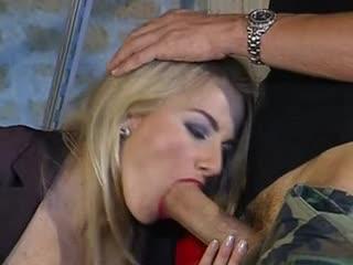 Italian mature blowbang