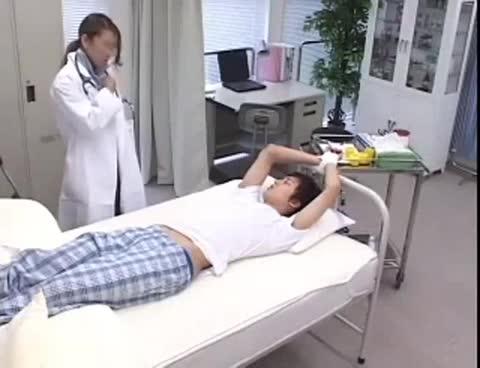hospital fuck tube