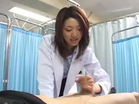 Nurse masturbate patient