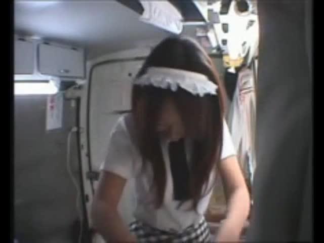 Japanese food truck porn