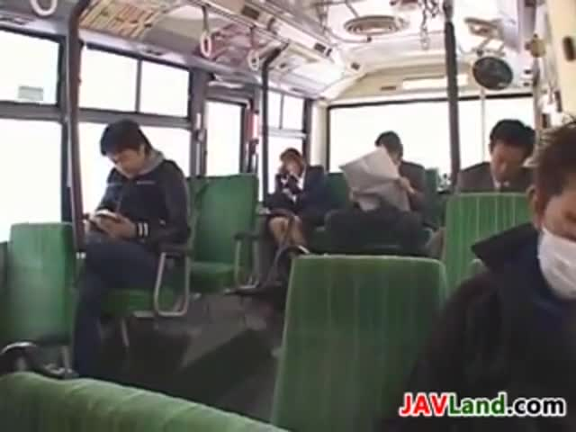 Sucking Cock On Bus