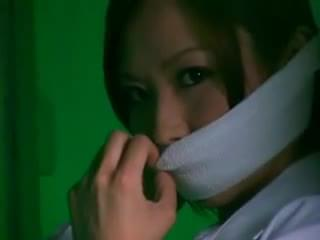 Have japanese nurse sex therapy