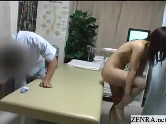 Japanese Milf Panty Tease