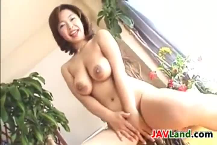 Japanese milf well satisfied