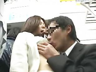 The expert, Asian subway sex