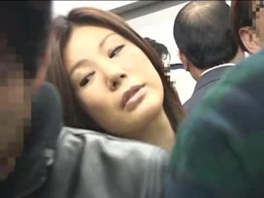Japanese subway sex
