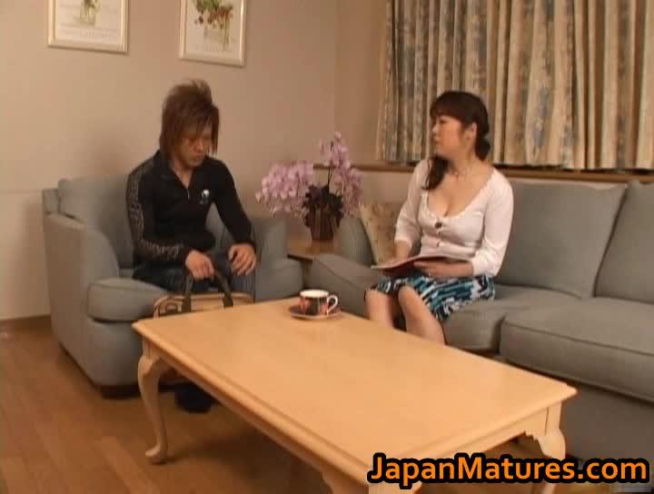 Japanese Mom With A BOY Uncensored - xHamstercom