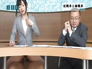 Japanese Newsreader Porn
