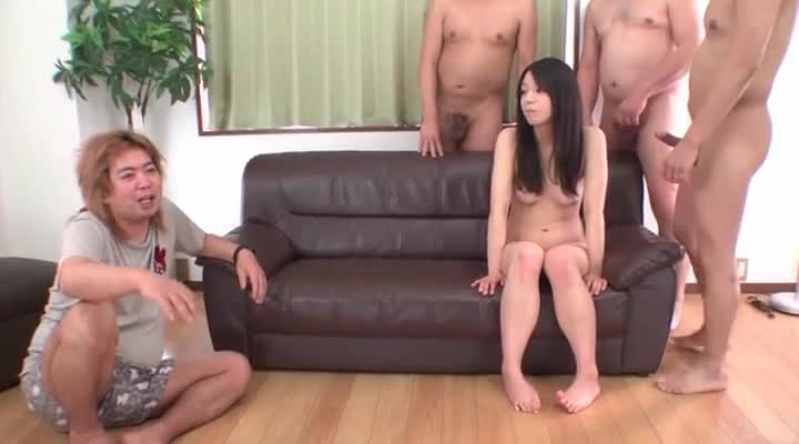 Jap pussy shaved — 4