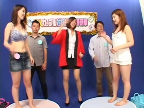 Japanese Teenager Games Strip Show Show 29