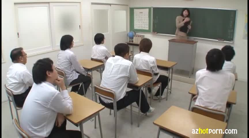 Japanese Mother Sex Education