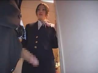 japanese stewardess handjob uncensored xhamster -