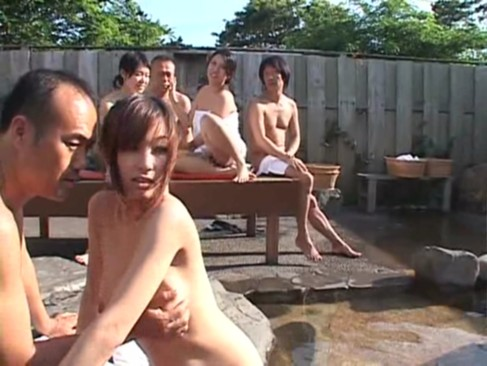 Hot springs swingers