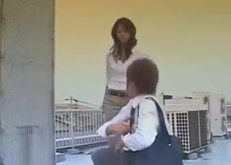 Star student seduces teacher Porn