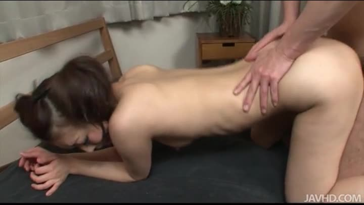 Sexy slut Japanese sex style ONE