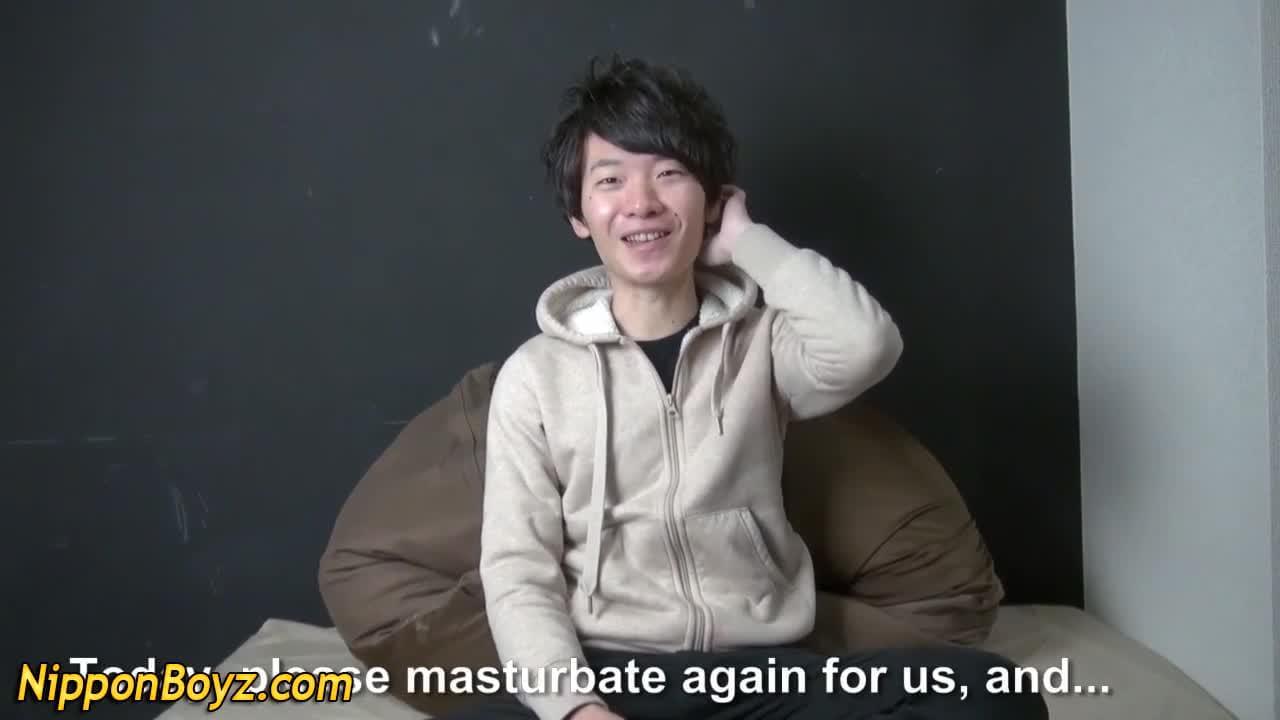 Japanese Twink Spermed