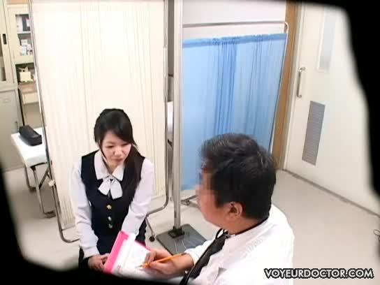 voyeur doctor