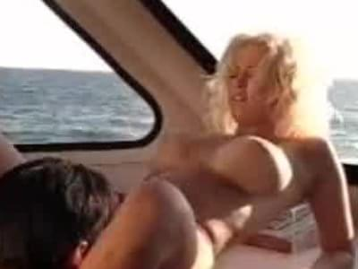Jenna jameson boat sex