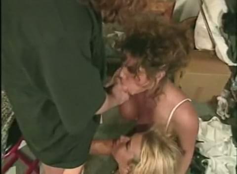 Shoulders down jenna jameson bathroom threesome