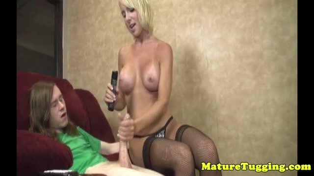 All Pantyhose stepmom video consider, that