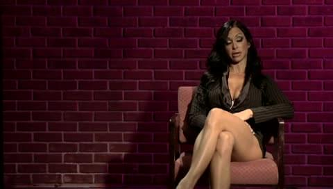 Office sex porn music video mashup stockings-29839