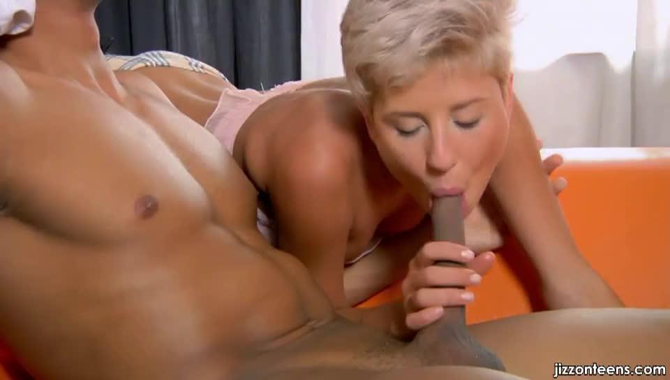 Porn tube jizz