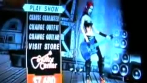 Fetish Guitar hero