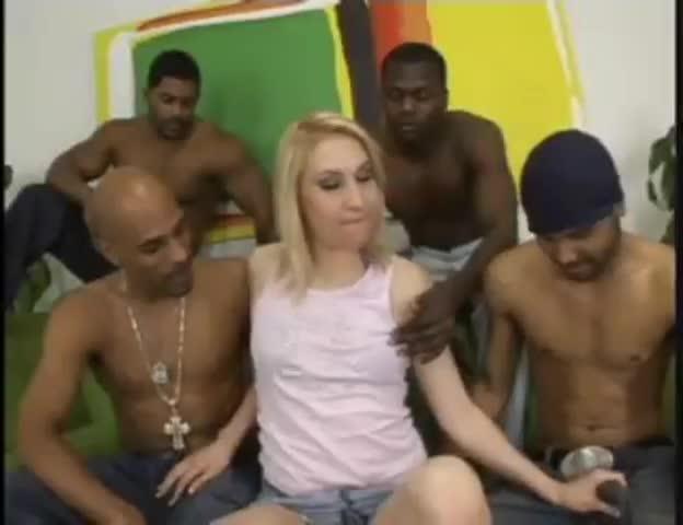 Diana black gang bang nude