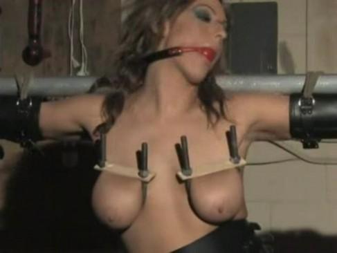 Electric bondage porn free