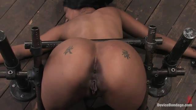 Sexiest bondage scans