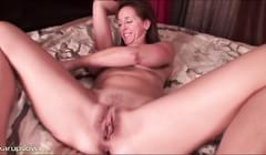 Jones orgasm karen mature