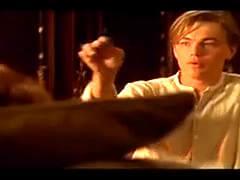 Titanic nude scene join told