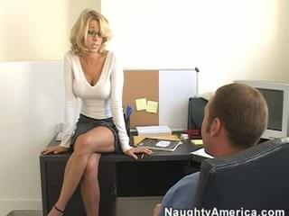 Katie morgan office porn