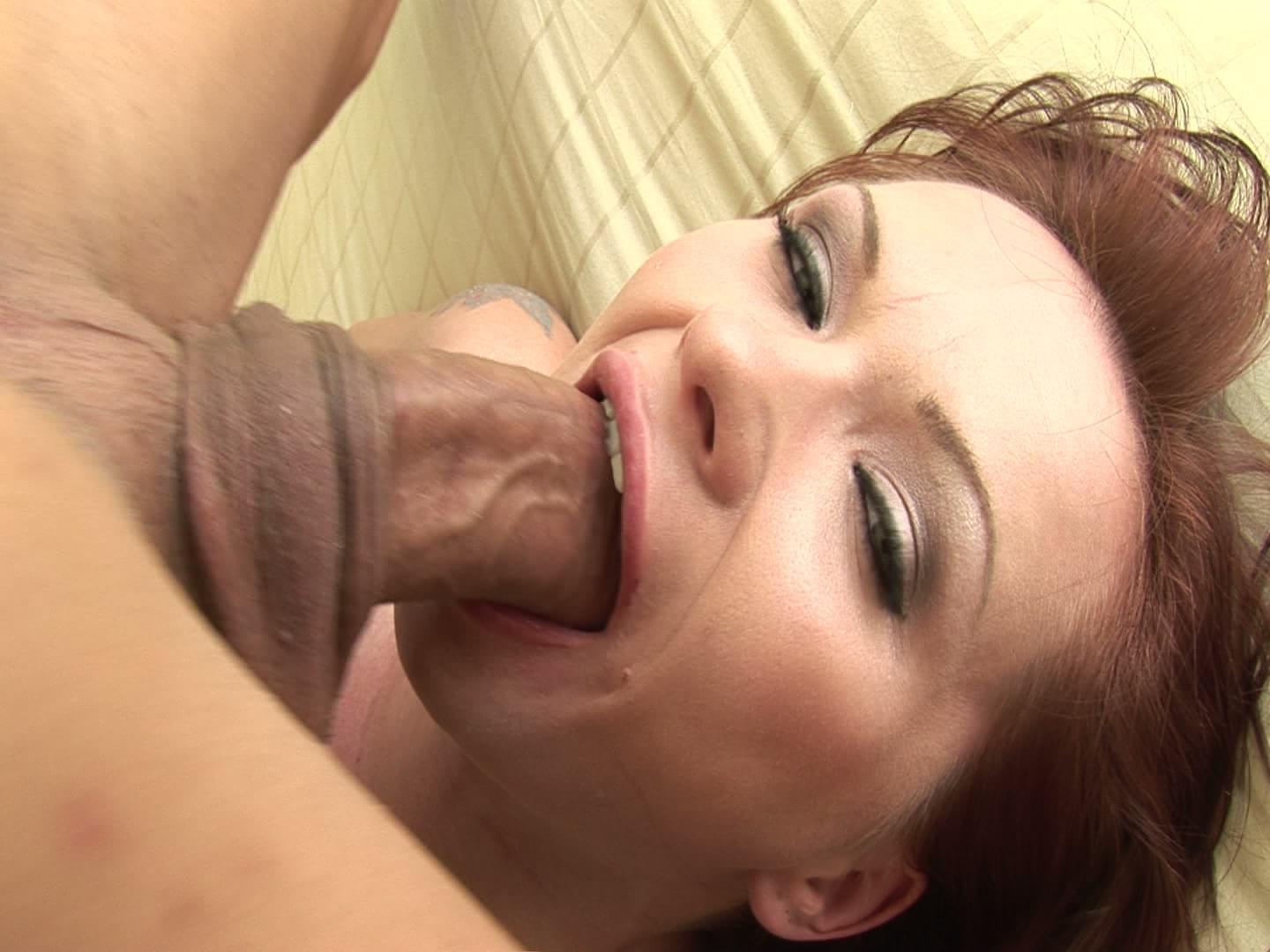 Sucking cock tube