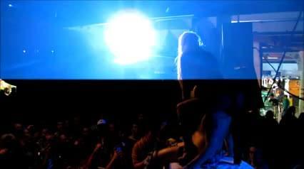 Kittycore live on stage part 7