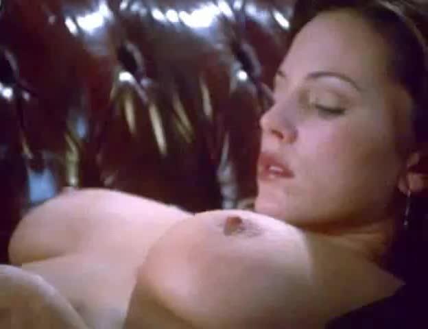Krista allen lesiban escena de sexo