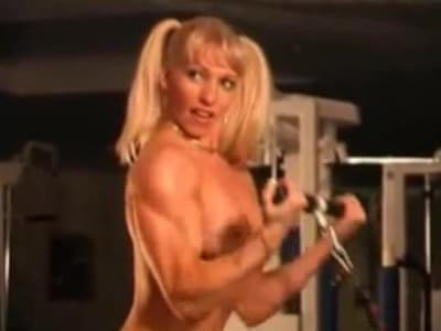 Erotic workout fantasy