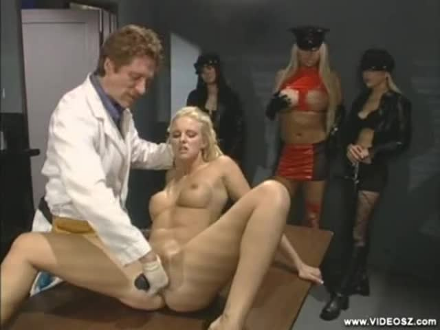 Medium size boob milf