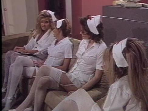 Young Nurses In Lust