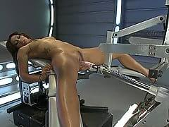 Leilani leeane fucking machines