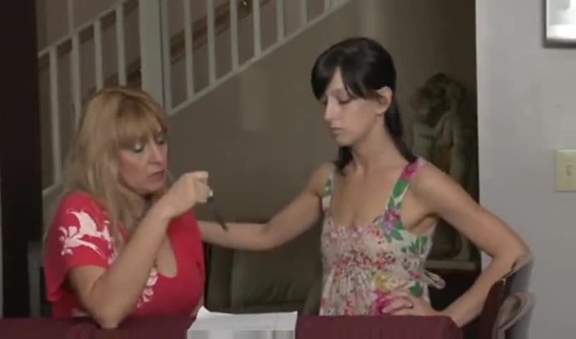 Latina and black lesbian sex