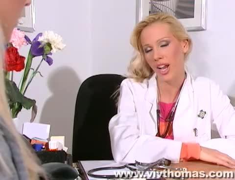 doctor lesbian