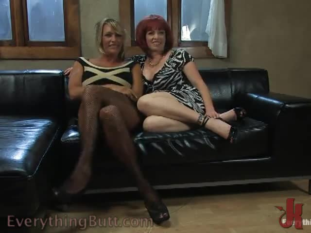 porn lesbo watching Wife