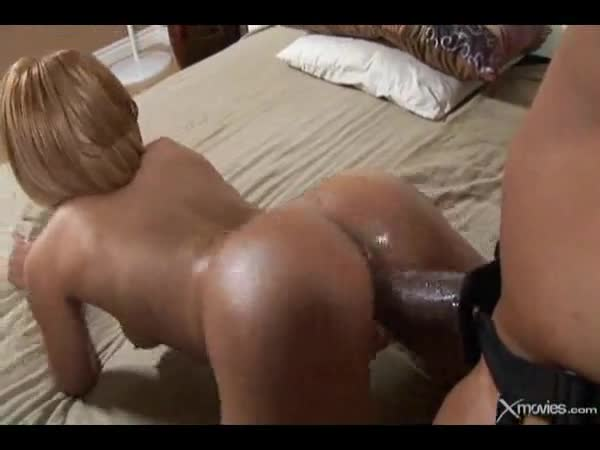 Ebony Squirt Black Dick