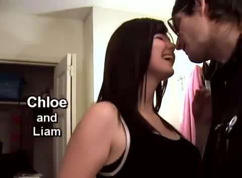 Chloe anal orgasm