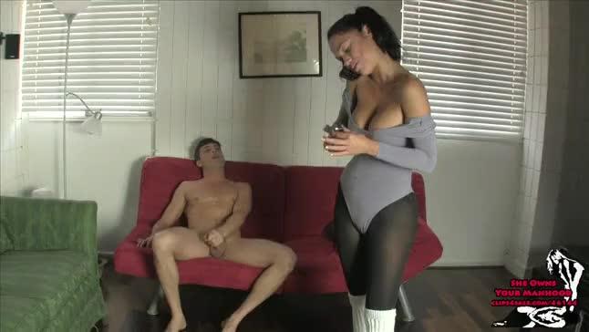 Midget fucks spanish girl in boots