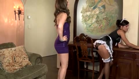 carter maid lesbians french Lily