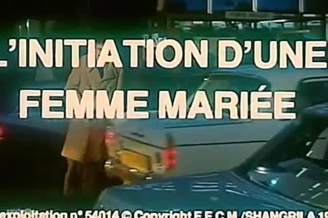 Порно linitiation dune femme mariee