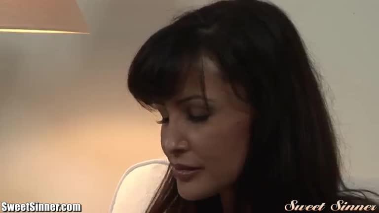 Lisa ann double penetration and anal creampie xxxbunker