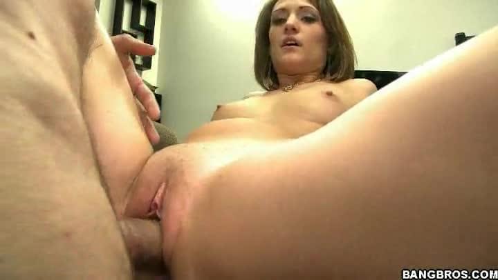 Big Cock Destroys Tight Pussy